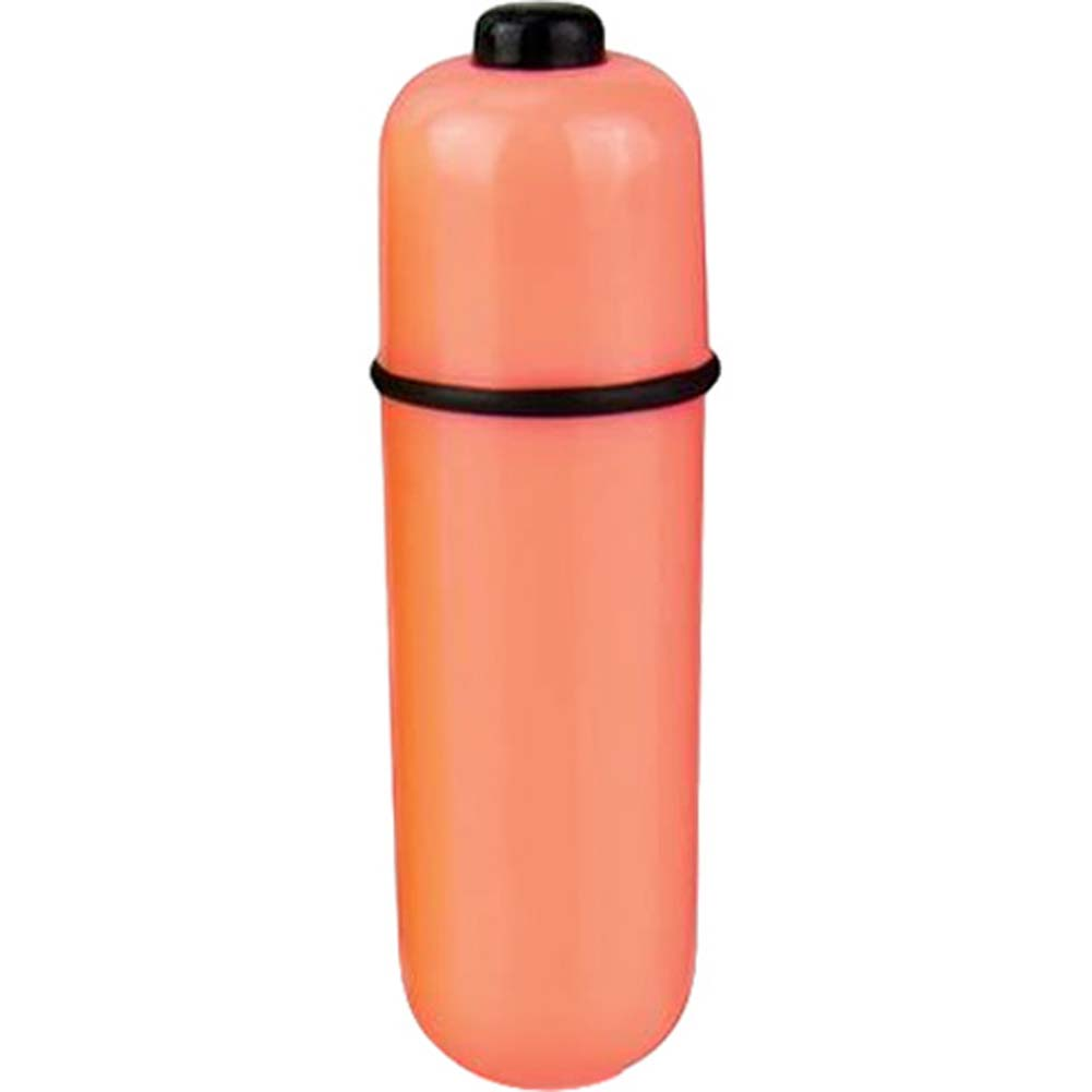 Screaming O ColorPoP 3 Speed Waterproof Vibrating Bullet Orange - View #2