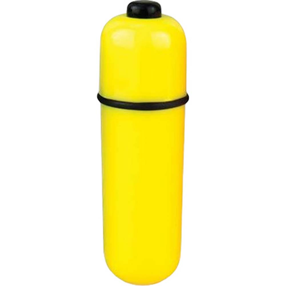 Screaming O ColorPoP 3 Speed Waterproof Vibrating Bullet Yellow - View #2