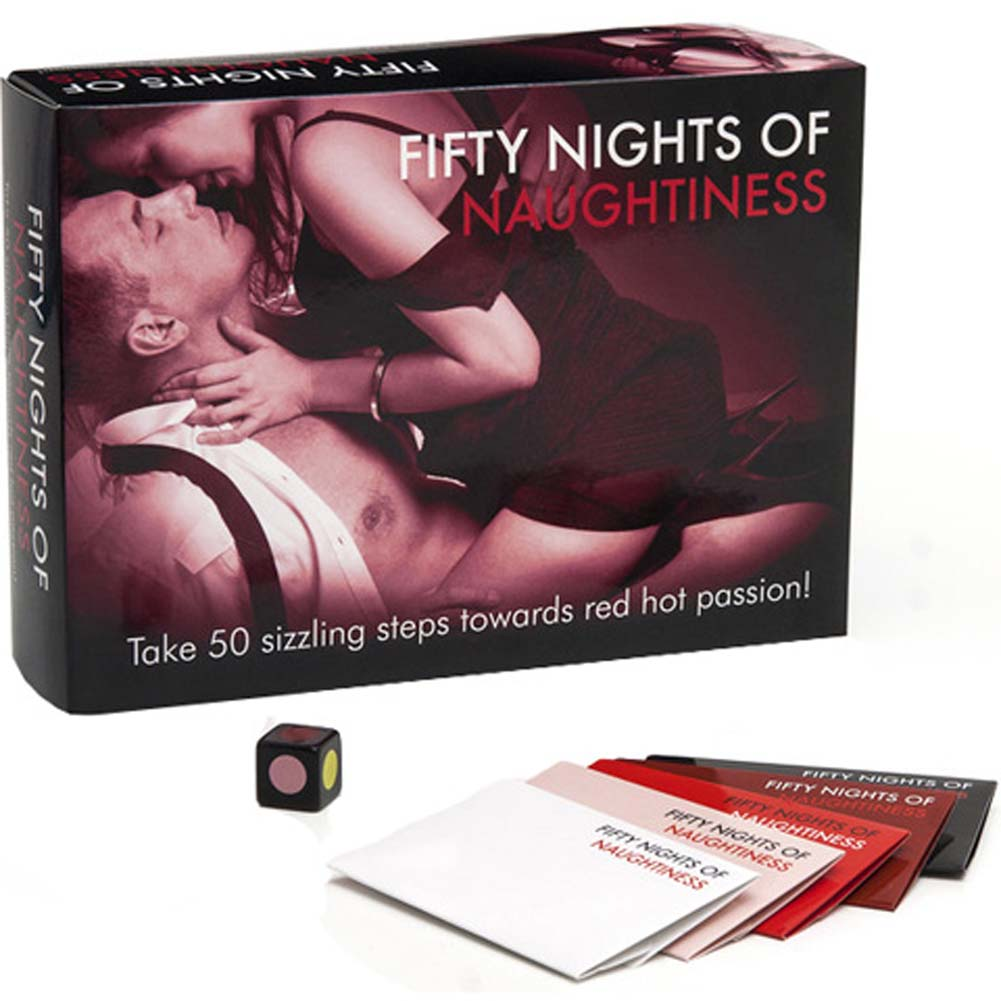 Fifty Nights of Naughtiness Game - View #1