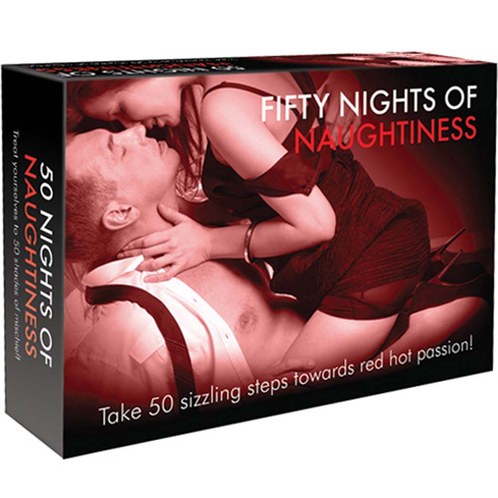 Fifty Nights of Naughtiness Game - View #3