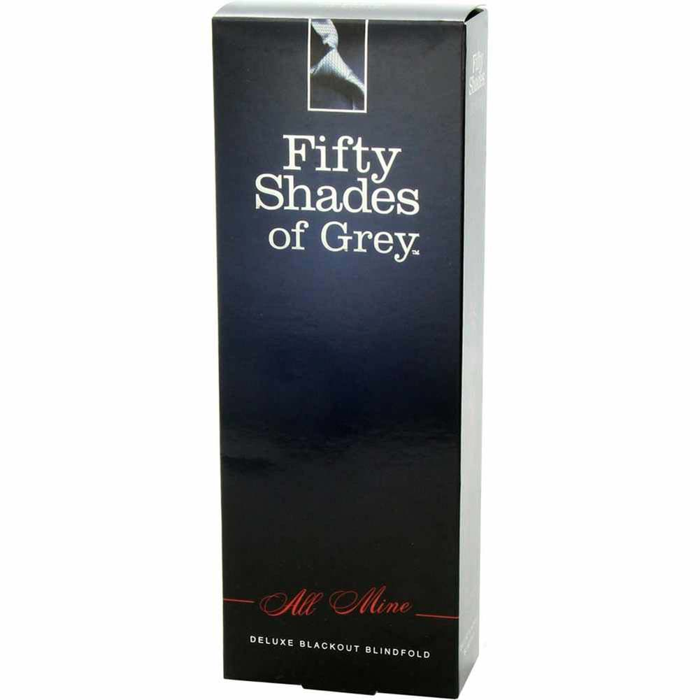 Fifty Shades of Grey All Mine Deluxe Blindfold - View #1