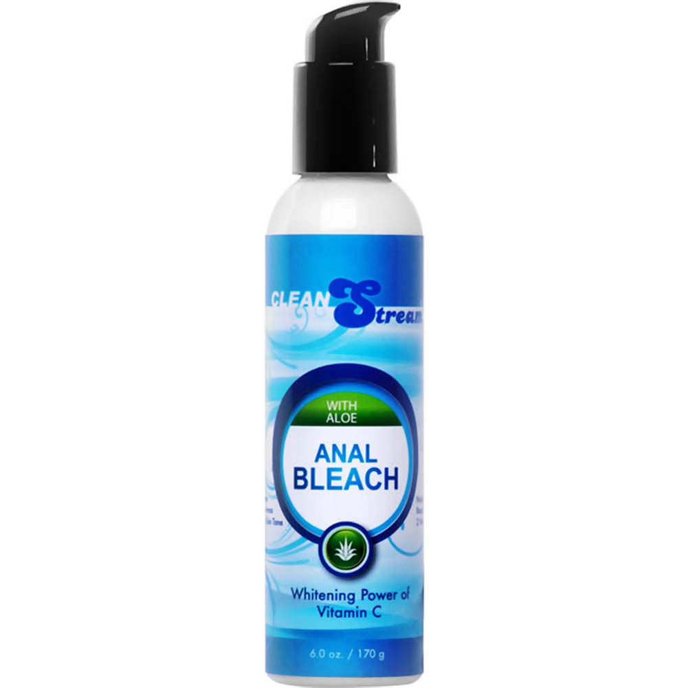 CleanStream Anal Bleach with Vitamin C and Aloe 6 Fl.Oz 177 mL - View #1