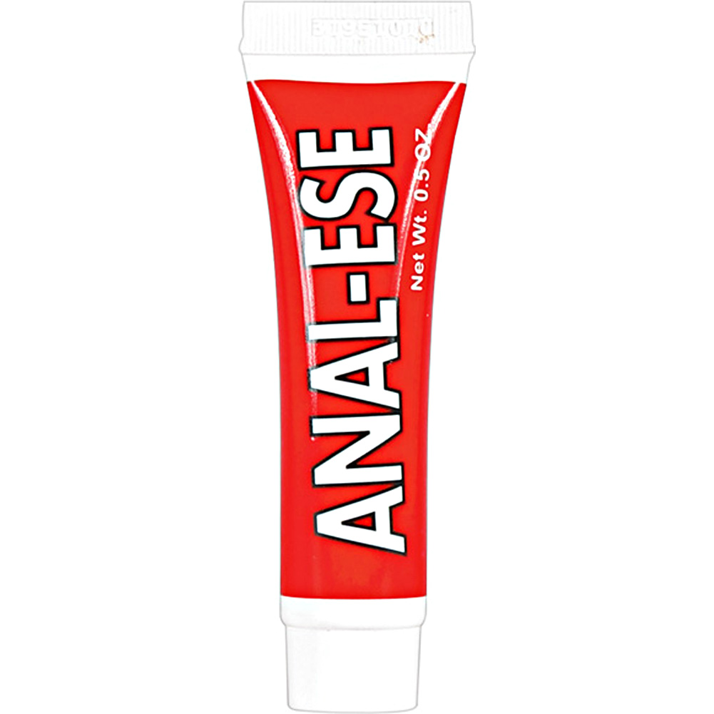 Anal-Ese Desensitizing Cherry Lubricant 0.5 Oz. - View #2