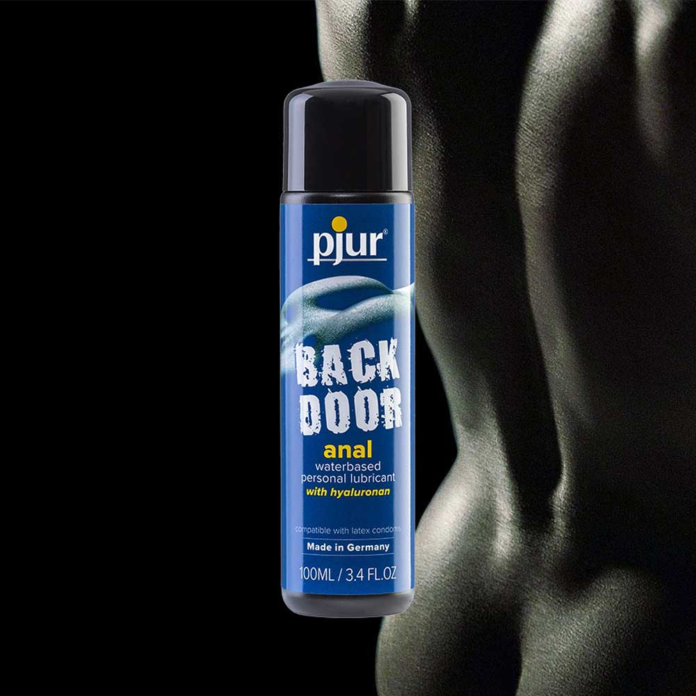 Pjur Back Door Comfort Water Based Anal Glide 3.4 Fl.Oz 100 mL - View #3