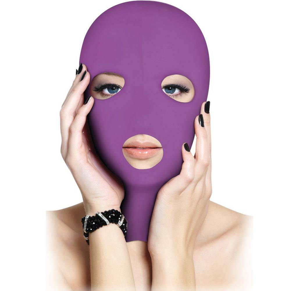 Ouch Subversion Mask One Size Purple - View #2