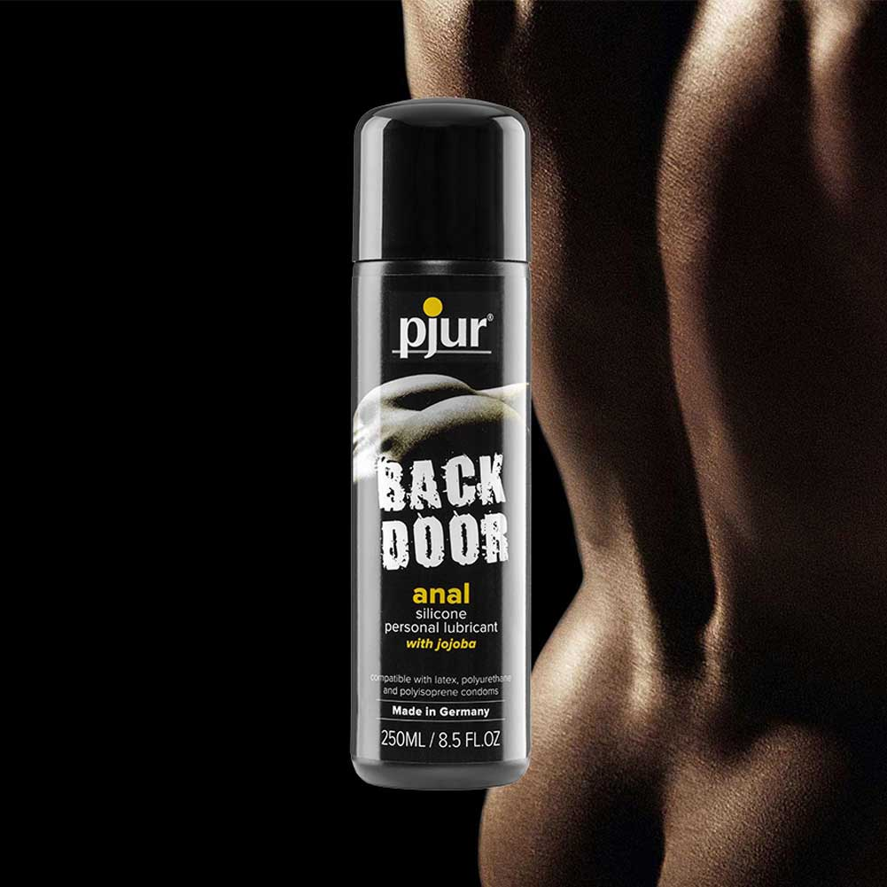 Pjur Back Door Relaxing Anal Glide Silicone Lubricant 8.5 Fl.Oz 250 mL - View #3