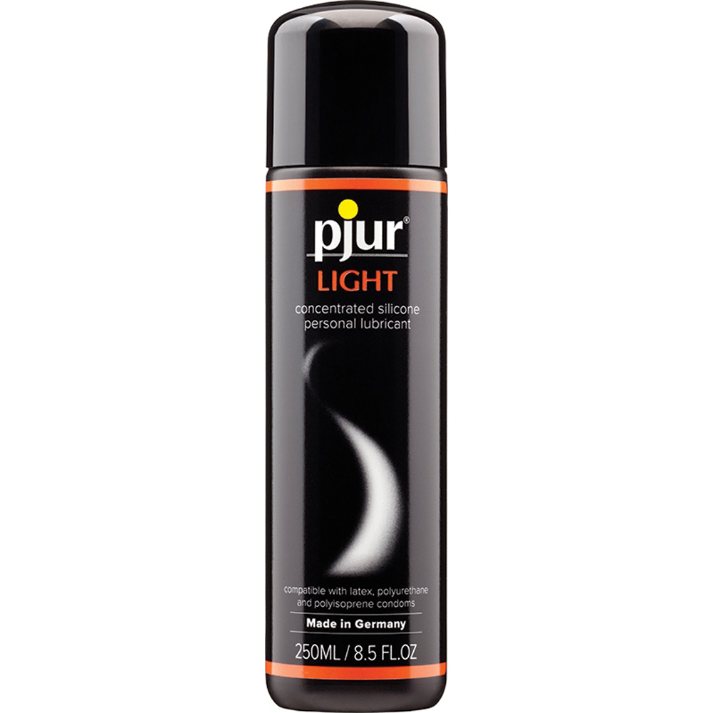 Pjur Eros Light Love Bodyglide Silicone Lube 8.5 Fl. Oz. - View #2