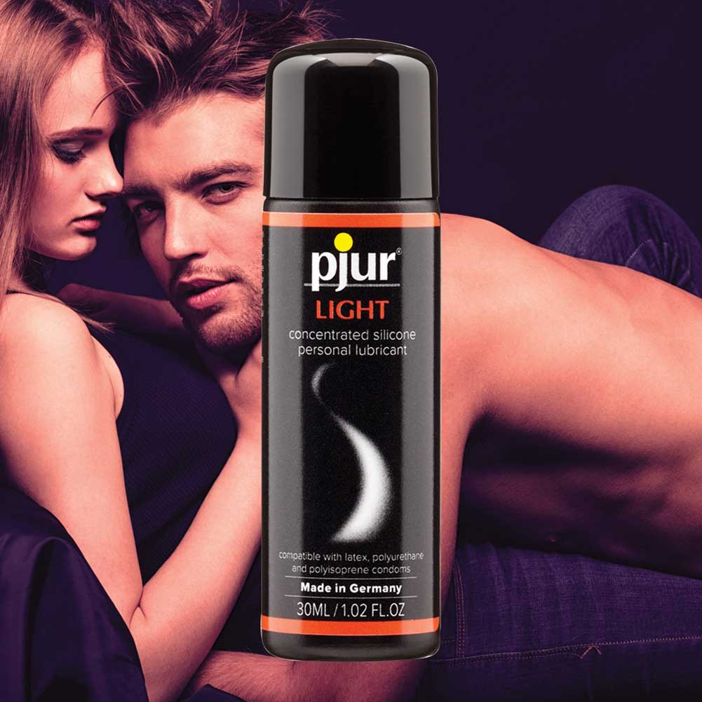 Pjur Light Love Bodyglide Silicone Lube 1 Fl. Oz. - View #3