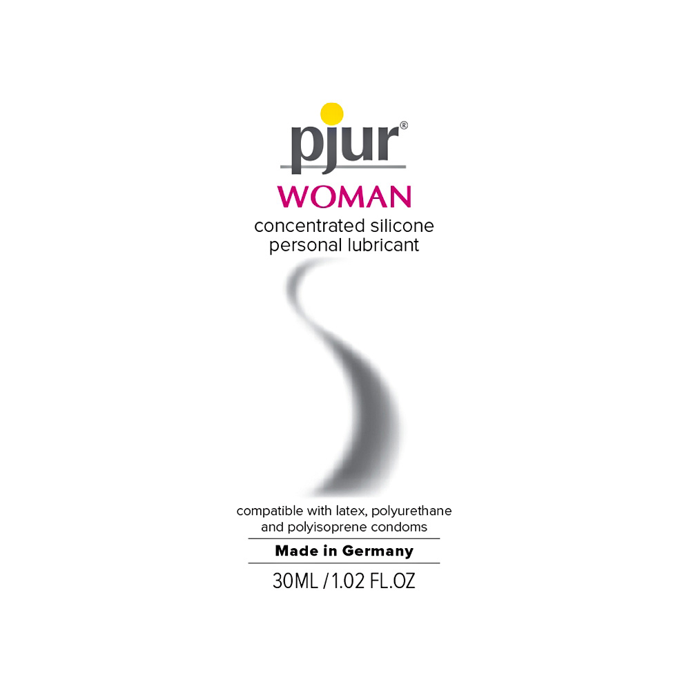 Pjur Woman Super Concentrated Bodyglide Silicone Lube 1 Fl. Oz. - View #2