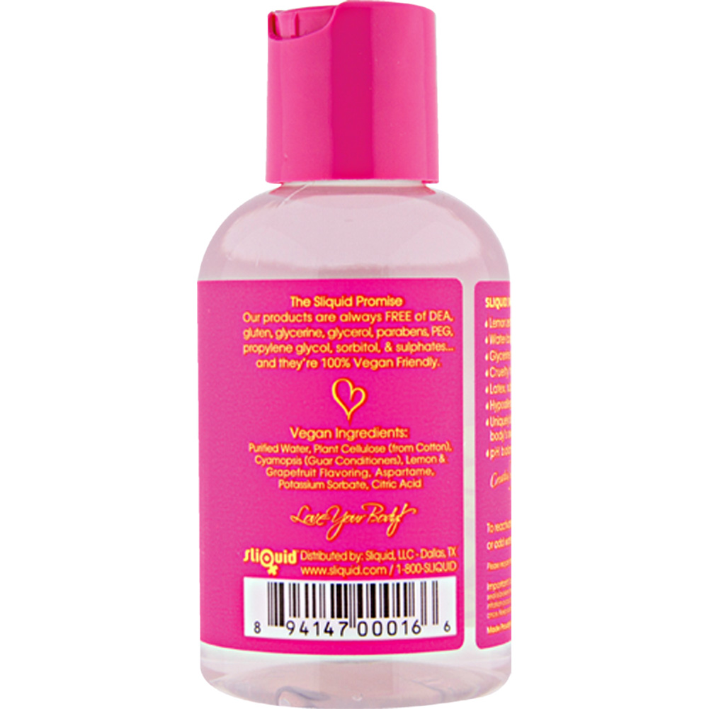 Swirl Natural Intimate Glide 4.2 Ounce Pink Lemonade - View #3