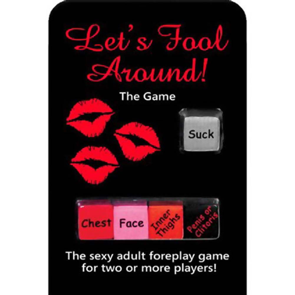 Lets Fool Around Adult Foreplay Dice Game for Lovers - View #1