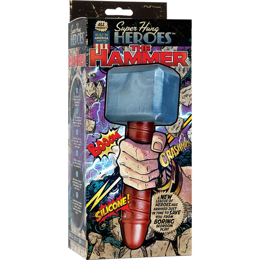 "Super Hung Heroes The Hammer Dong 9"" - View #1"