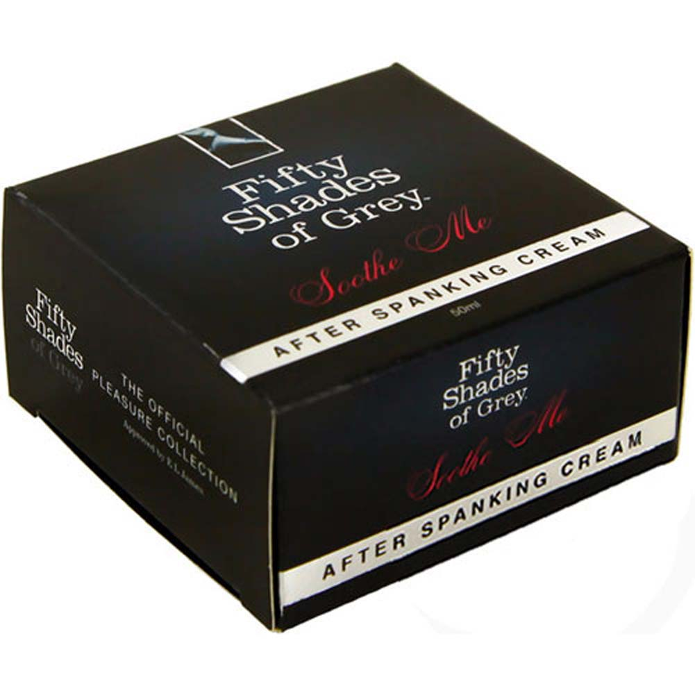 Fifty Shades of Grey After Spanking Cream 1.7 Fl. Oz. - View #1