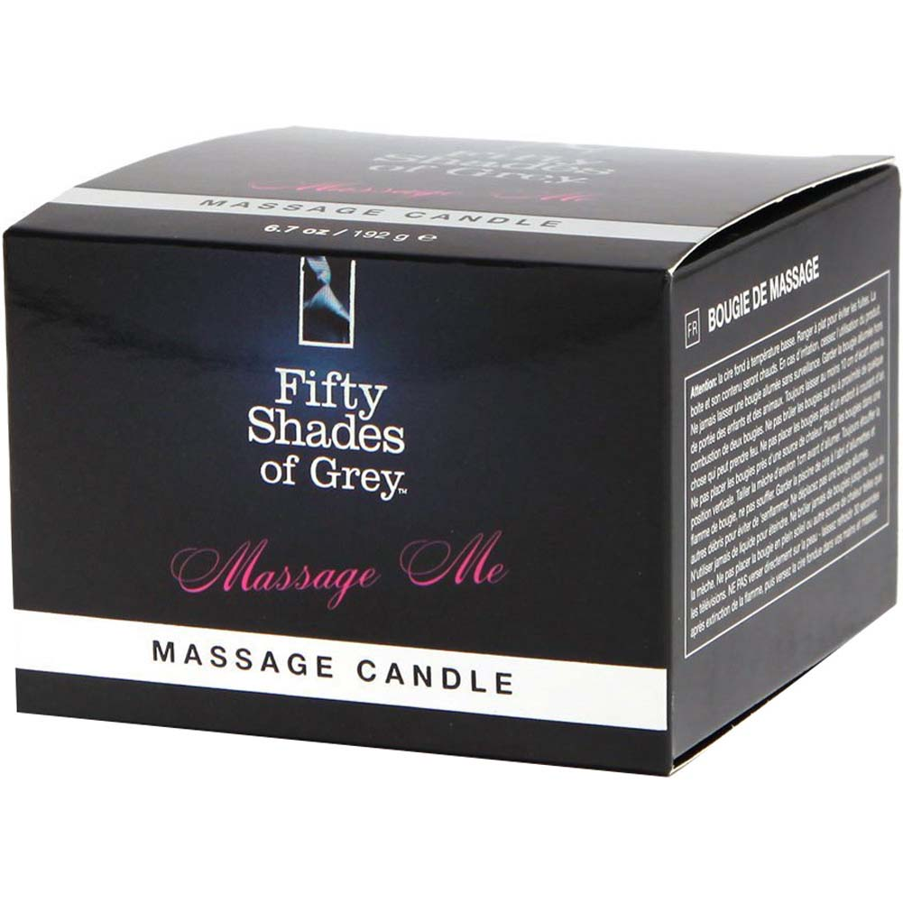 Fifty Shades of Grey Massage Me Candle 6.7 Oz - View #3