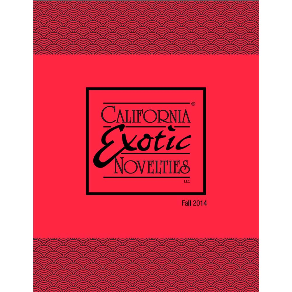 California Exotic Novelties Fall 2014 Collection Catalog - View #1