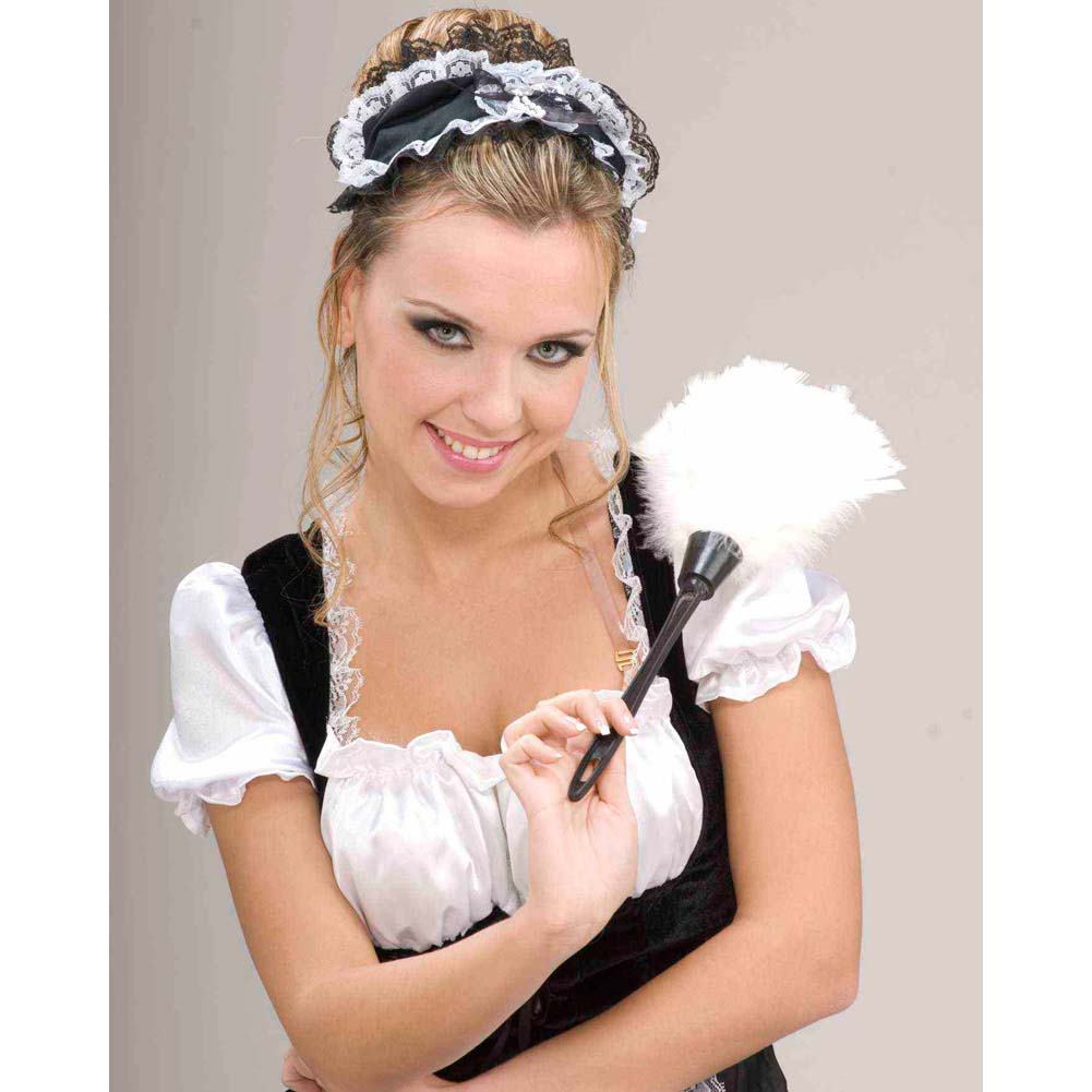 French Maid Headpiece - View #2