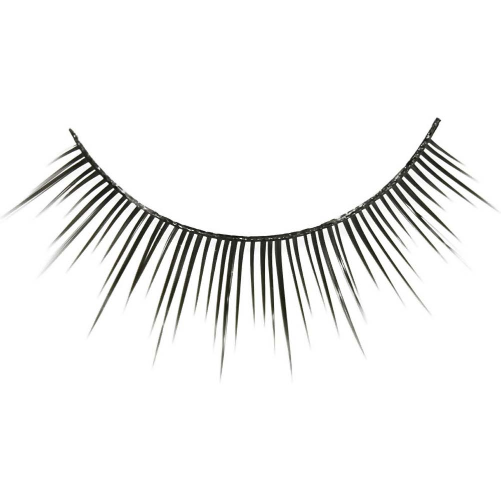 Eye Candy Crazy Girl Sophisticated Volume Lashes Black - View #2