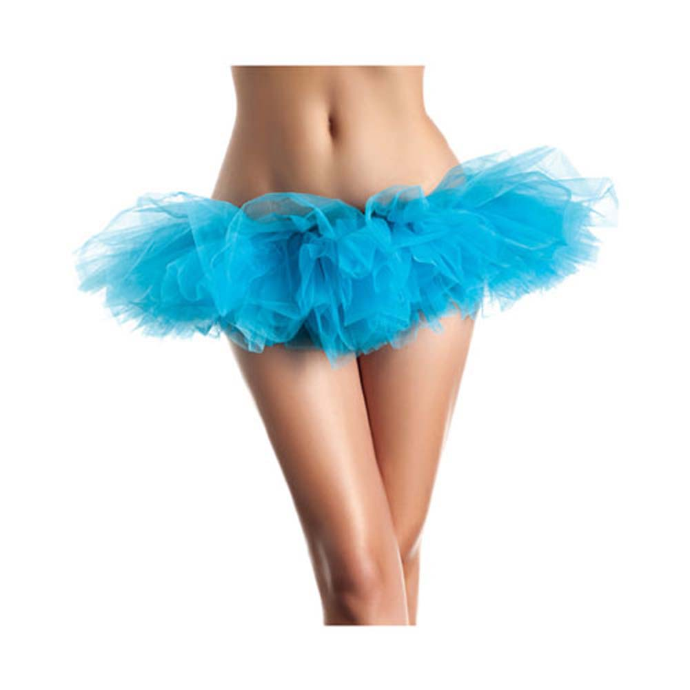 Layered Organza Tutu Blue O/S - View #1