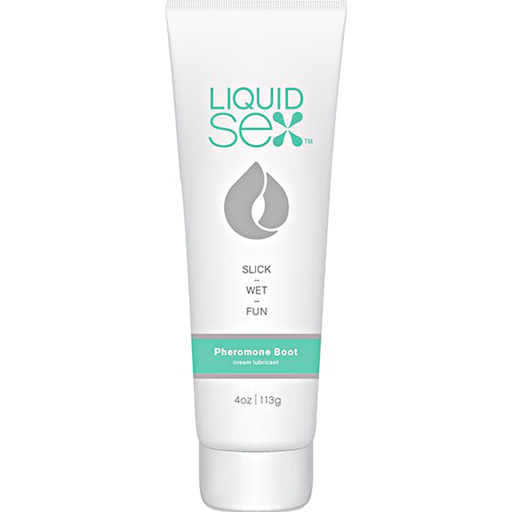 Liquid Sex Pheromone Boost Cream Lube 4 Fl.Oz 113 G Tube - View #1