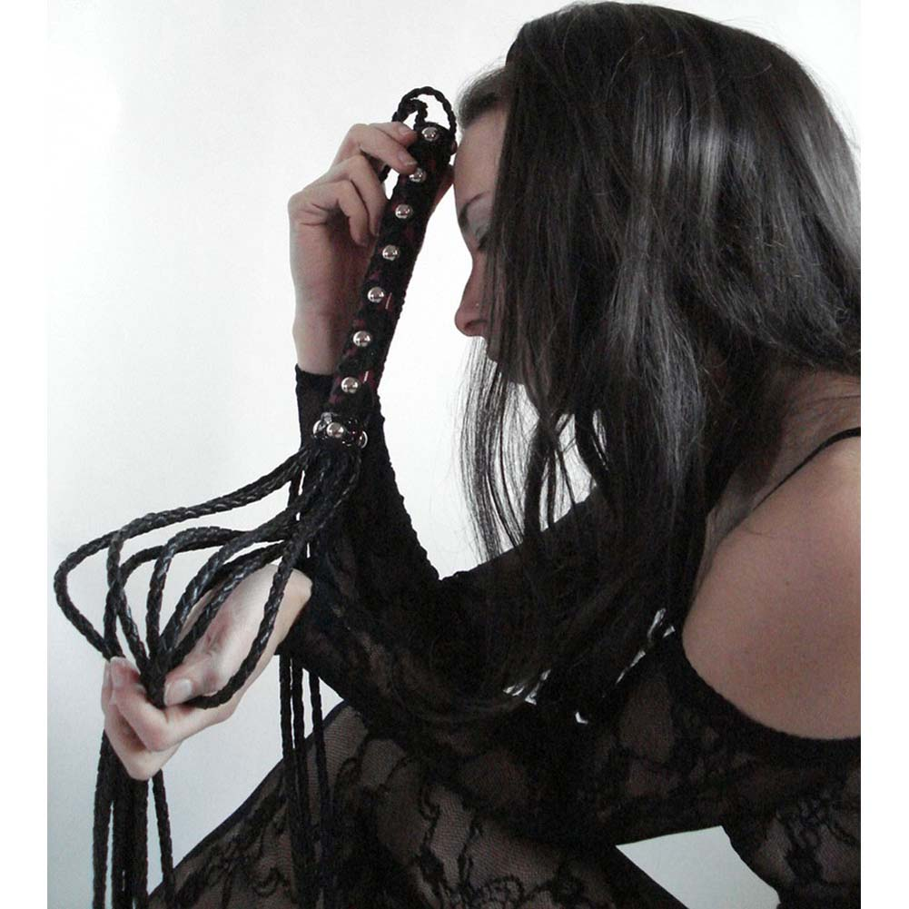 Madames Lace Flogger - View #4