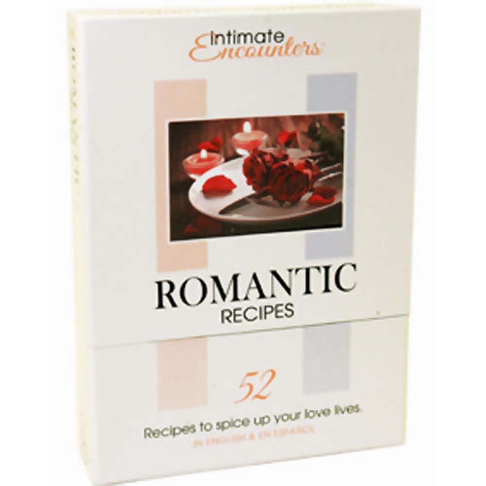 Intimate Encounters Romantic Recipes Game - View #2