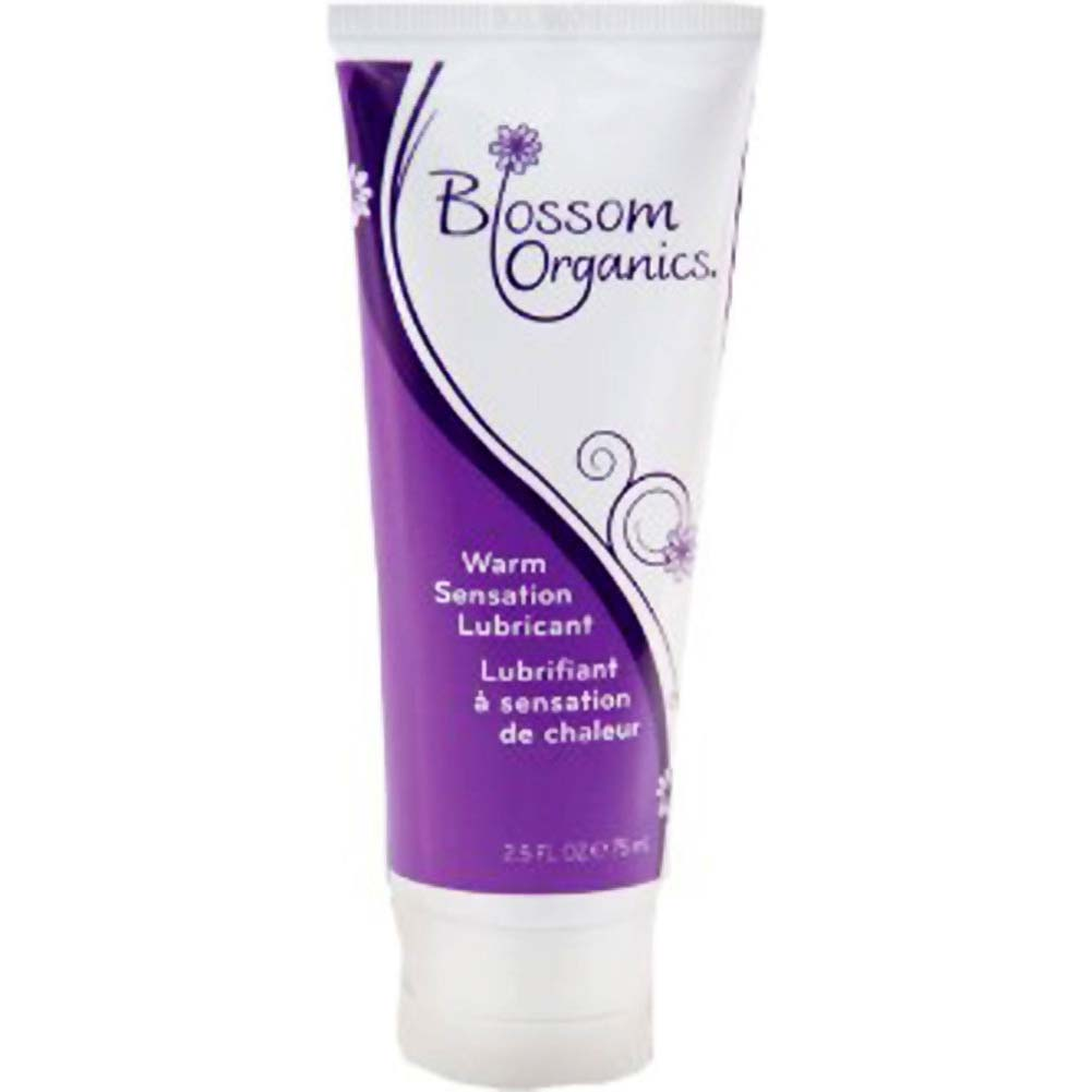 Blossom Organics Warm Sensation Intimate Lubricant 2.5 Fl. Oz. - View #1