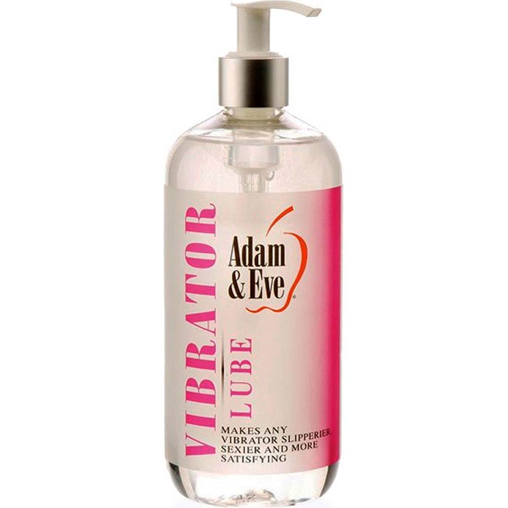 Adam and Eve Vibrator Lube 16 Fl.Oz Unscented - View #1