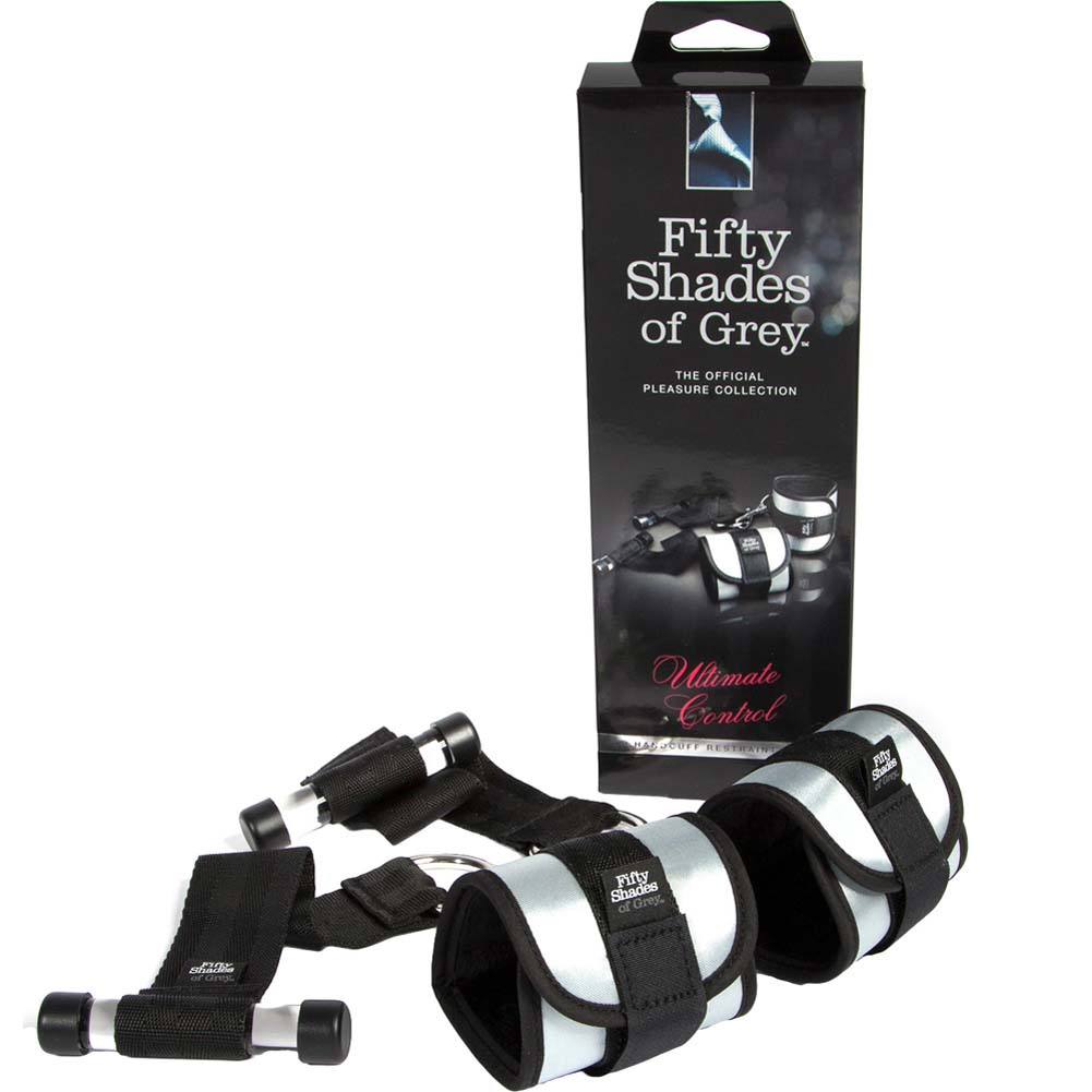 Fifty Shades of Grey Ultimate Control Handcuff Kit - View #1