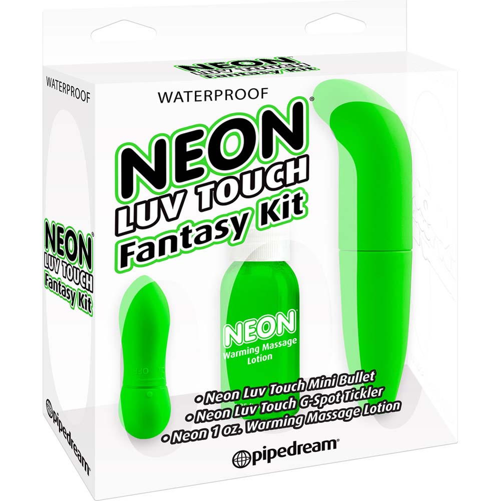 Neon Luv Touch Fantasy Kit Green - View #1