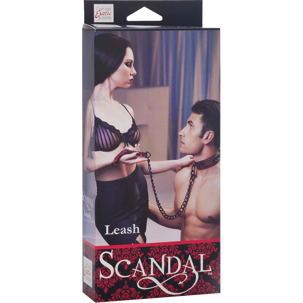 California Exotics Scandal Leash - View #1