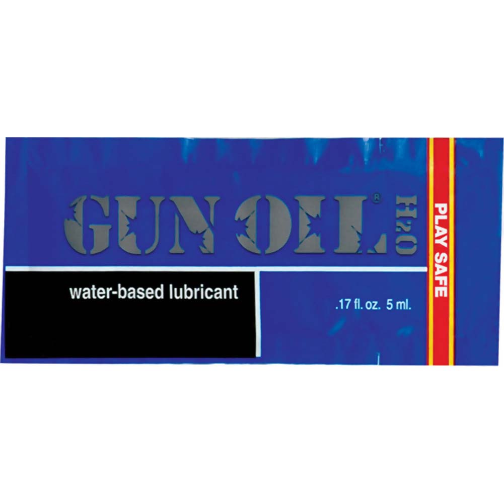 Gun Oil H2O Water Based Lubricant .17 Oz - View #1