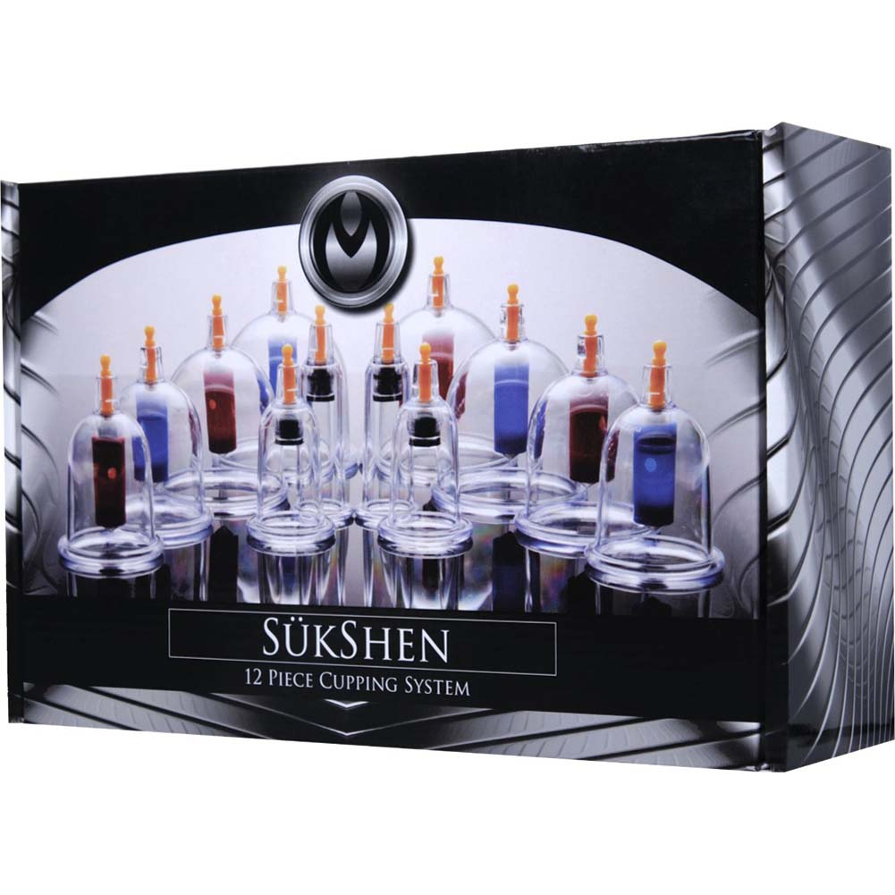 Master Series Sukshen 12 Piece Cupping System - View #4