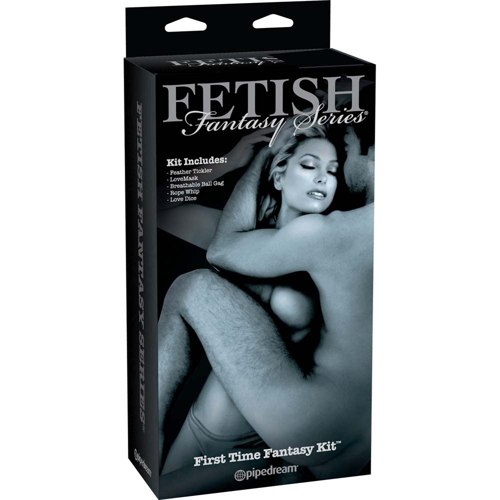 Fetish Fantasy Limited Edition First Time Fantasy Kit Black - View #1