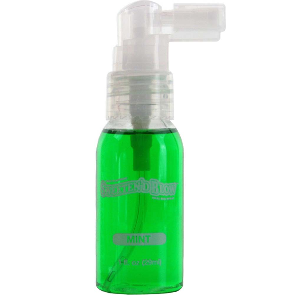 SweetenD Blow Throat Numbing Spray 1 Fl.Oz. 29 mL Mint - View #2