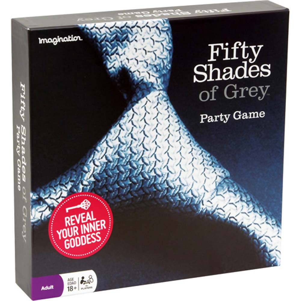 Fifty Shades of Grey Adult Party Game - View #1