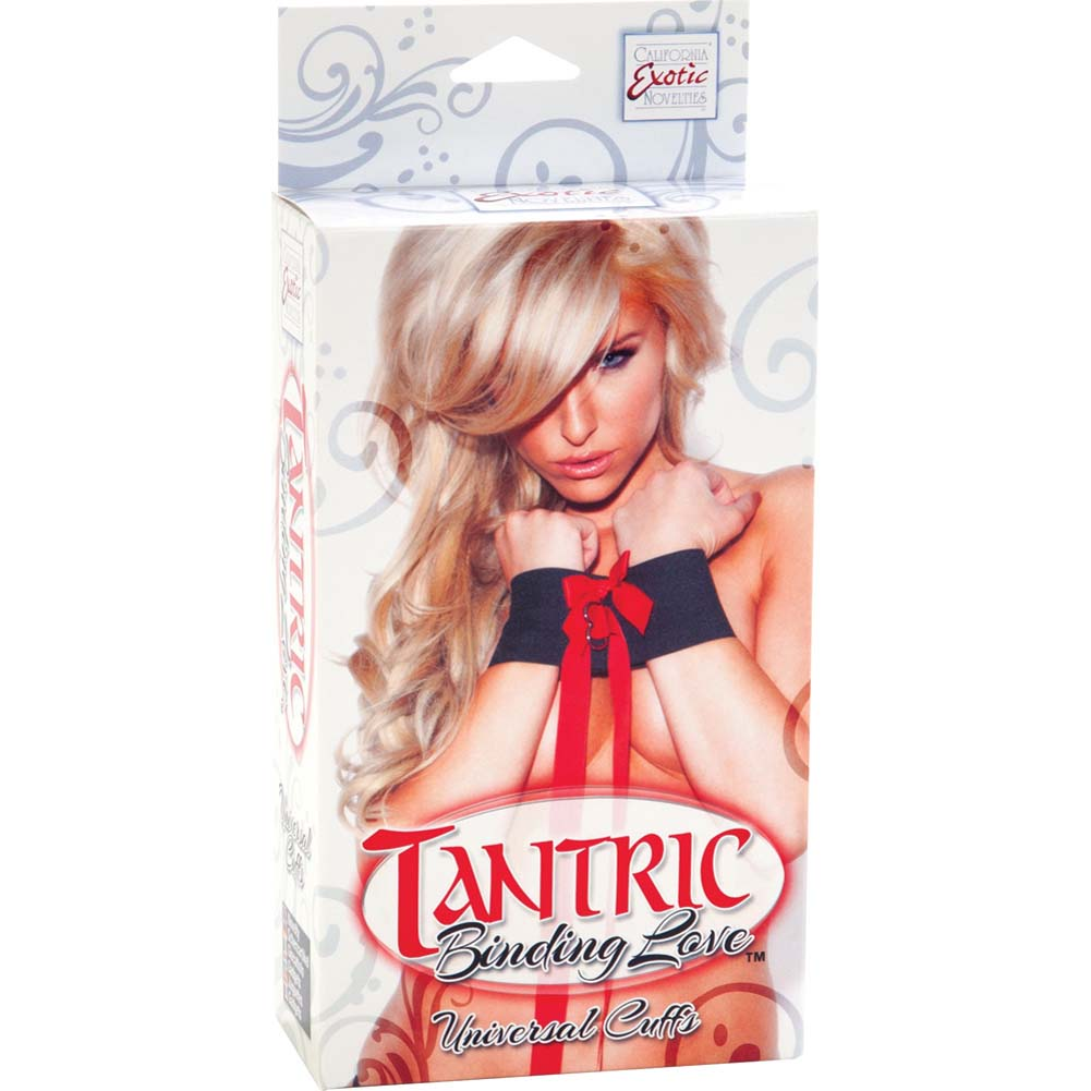 California Exotics Tantric Binding Love Universal Cuffs - View #1