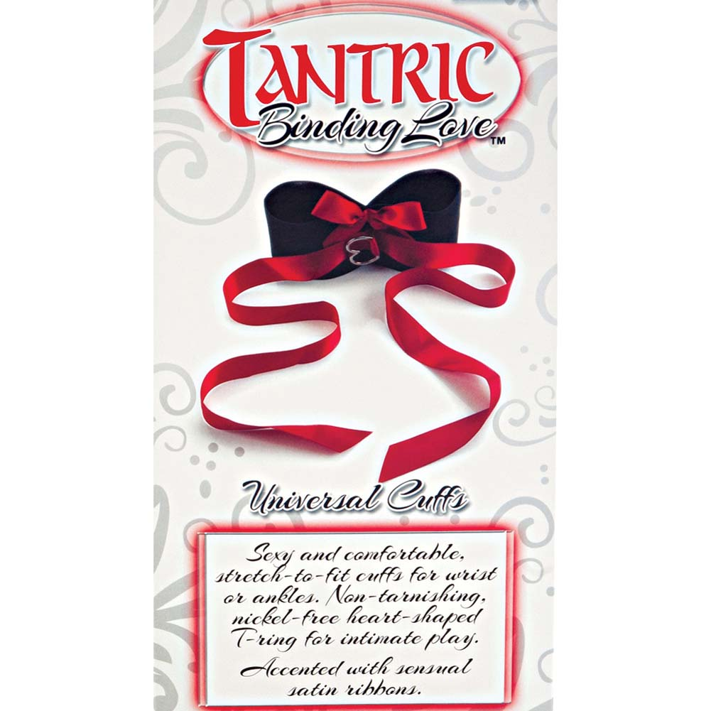California Exotics Tantric Binding Love Universal Cuffs - View #3