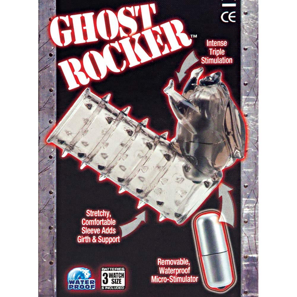 Phil Varone Ghost Rocker Smoke - View #1