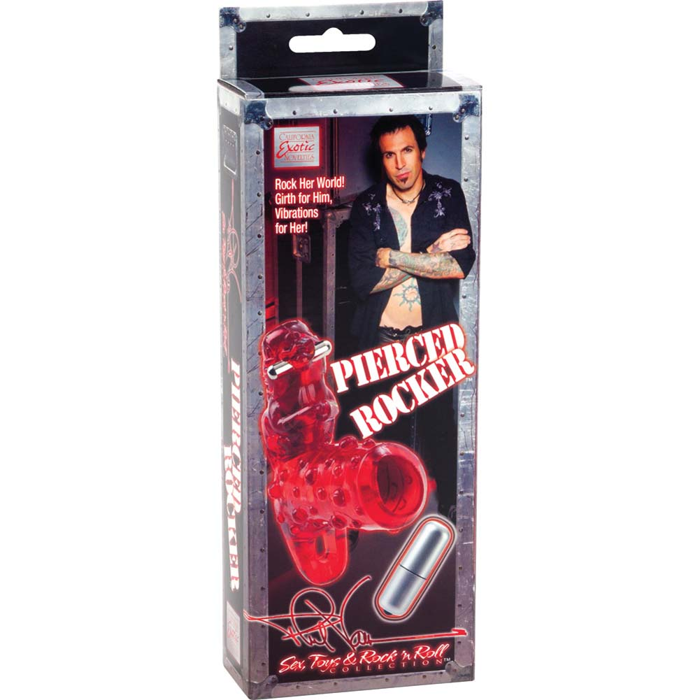 Phil Varone Pierced Rocker Red - View #4