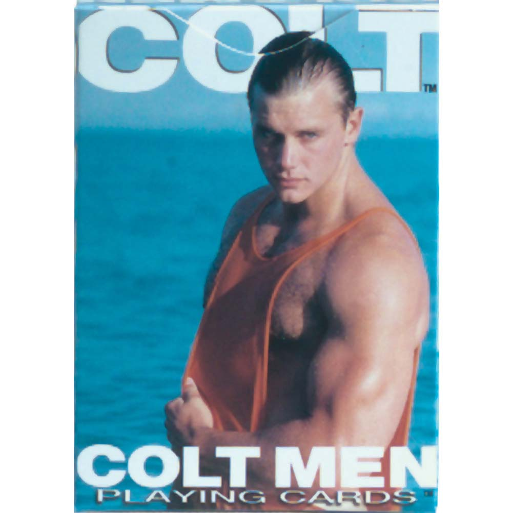 COLT MEN Playing Cards by CalExotics - View #2