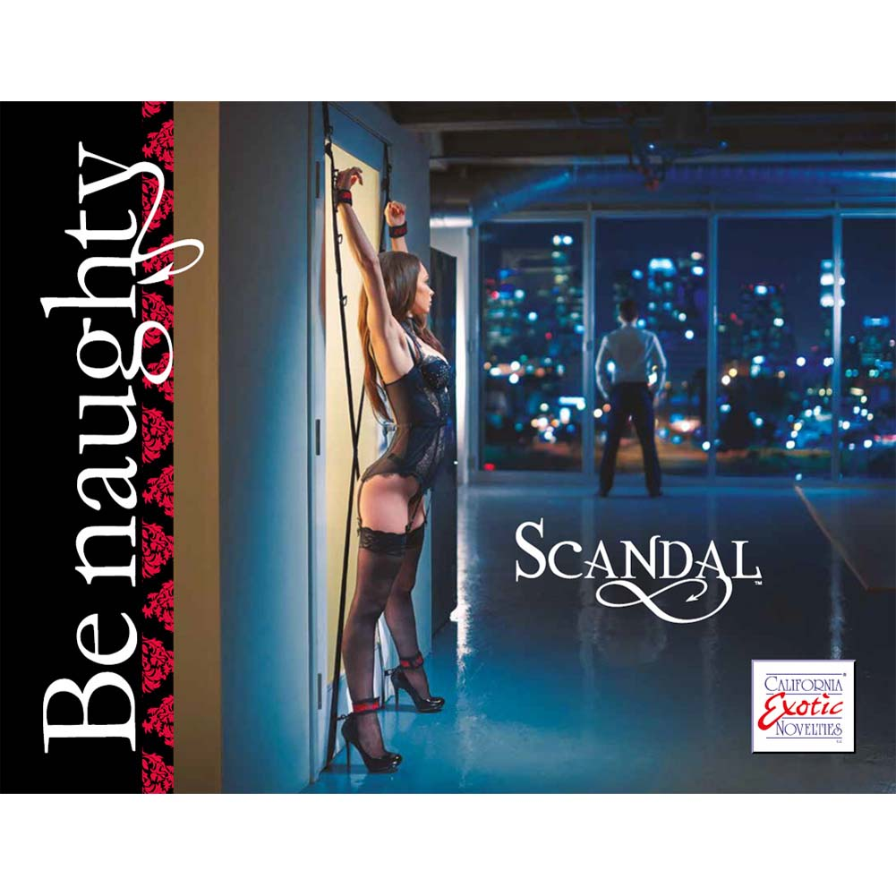 California Exotic Novelties Scandal Collection Complete Line Catalog - View #1