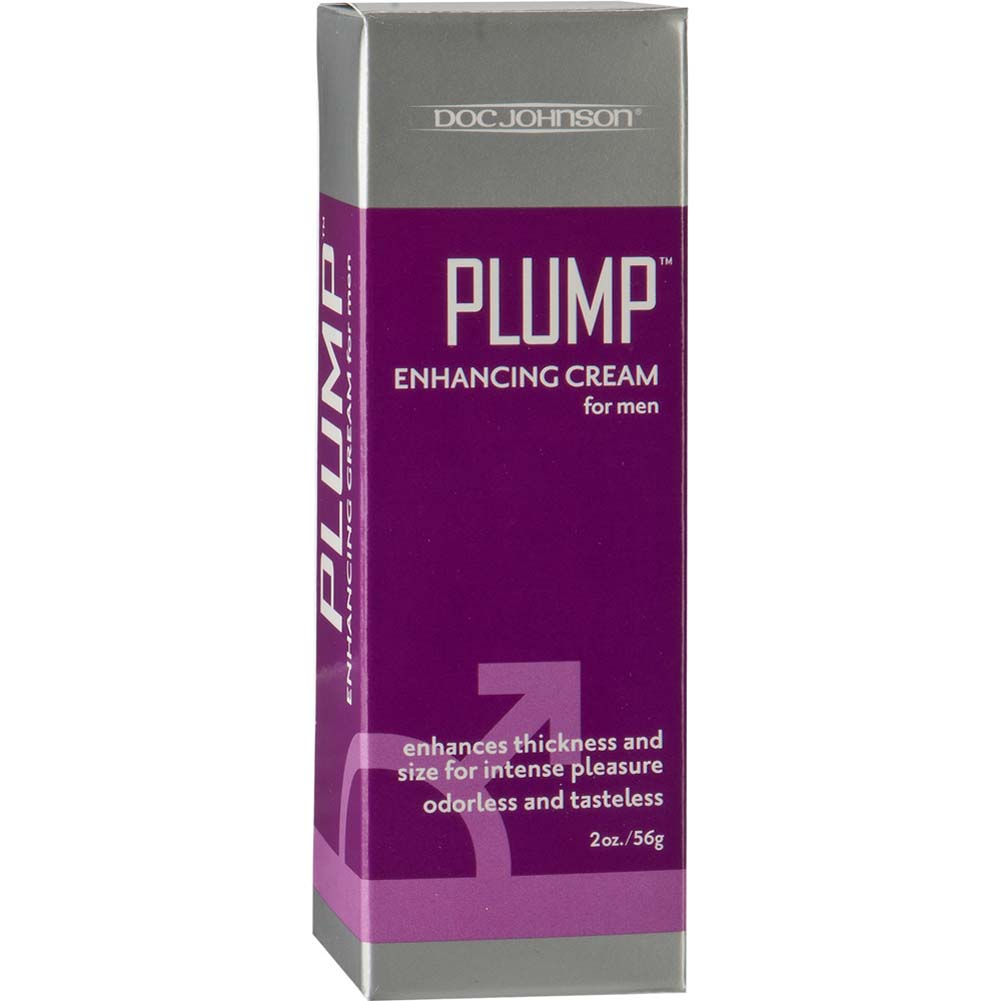 Plump Enhancement Cream for Men 2 Fl. Oz. Tube - View #2