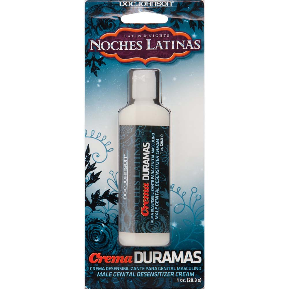 Noches Latinas Durmas Male Desensitizing Cream 1 Oz. - View #1