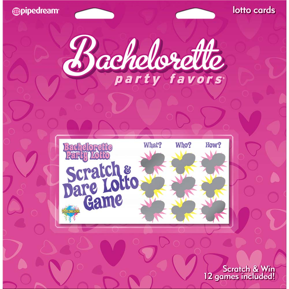 Bachelorette Party Favors Party Lotto - View #1