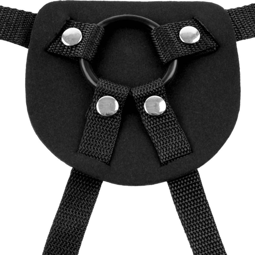 Fetish Fantasy Beginners Harness Black - View #3