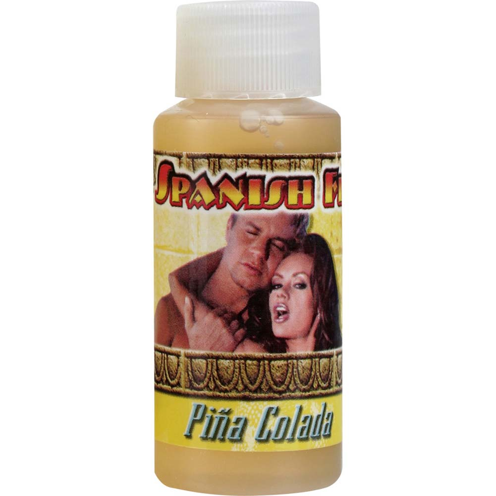 Spanish Fly Flavored Liquid Potion 1 Fl.Oz 30 mL Pina Colada - View #2