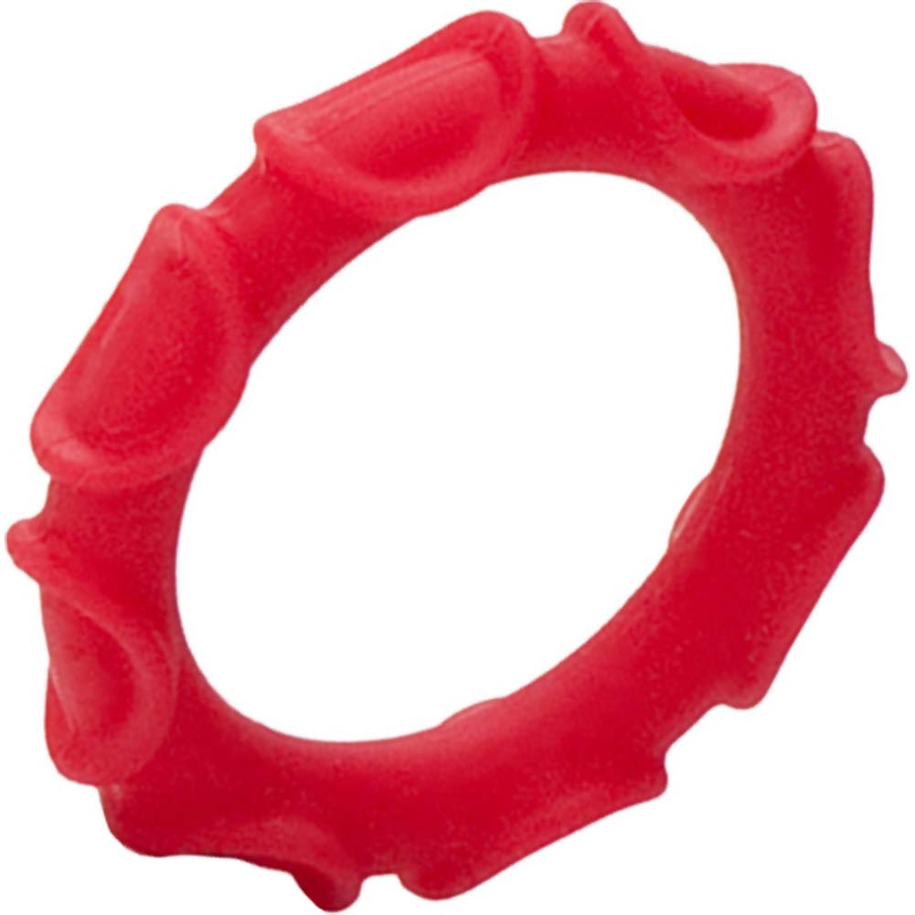 Adonis Silicone Ring Atlas Red - View #3