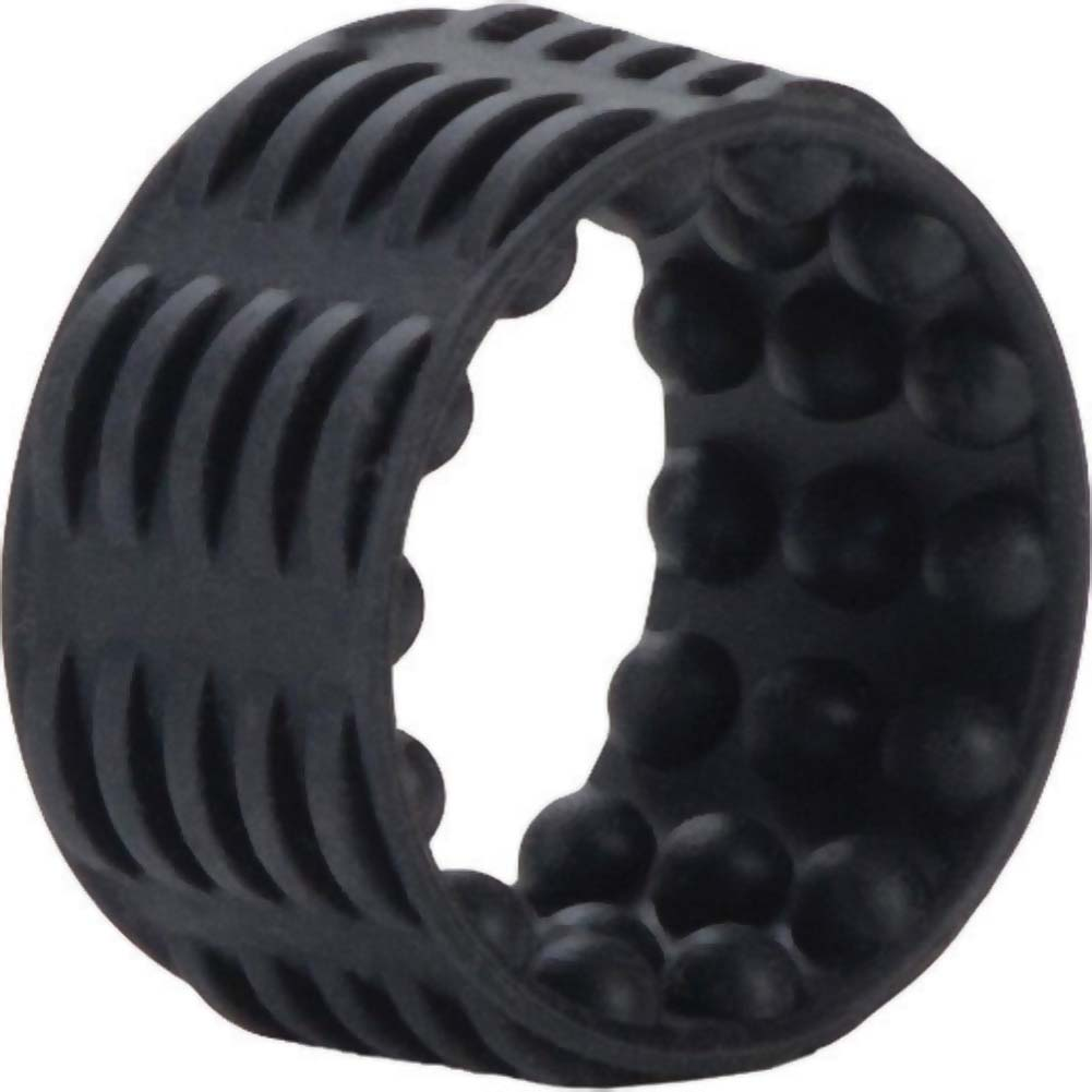 Adonis Silicone Reversible Enhancer Black - View #2