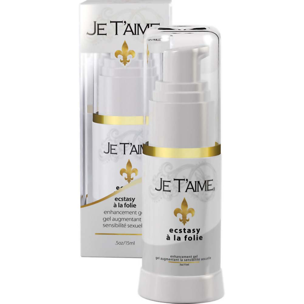 Je TAime Ecstasy Arousal Gel 0.5 Oz. - View #1