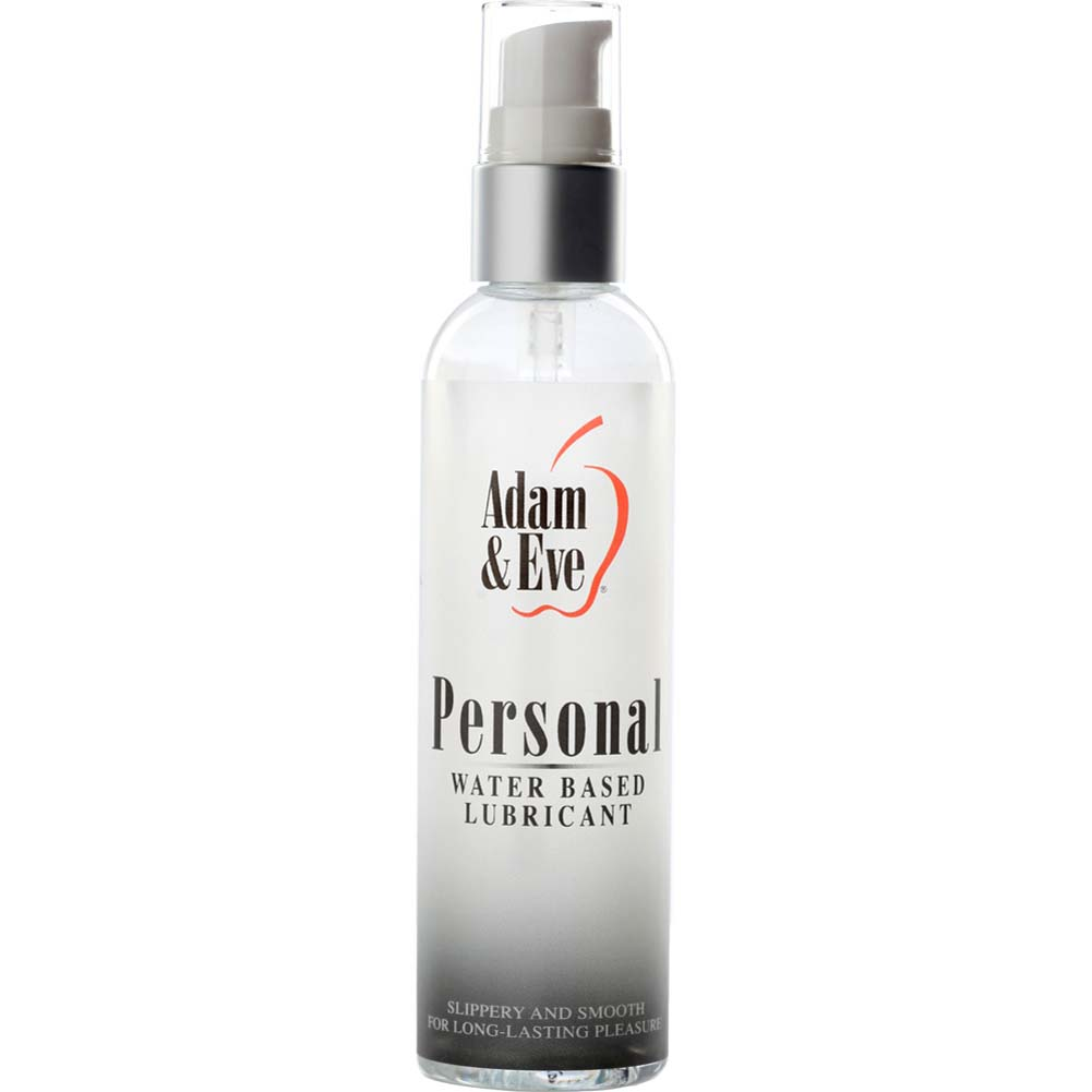 Adam and Eve Personal Water-Based Lubricant 4 Fl. Oz. - View #1